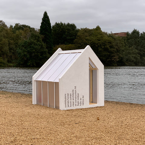 Sheter Designs for Homeless People Featured at Grand Designs Live