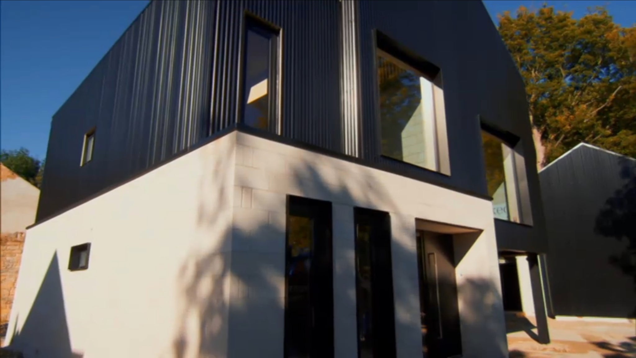 Ome Smart Doorbell As Seen on TV for Grand Designs Sheffield Build
