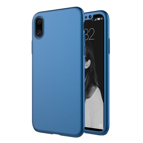 360° Protection iPhone X Case