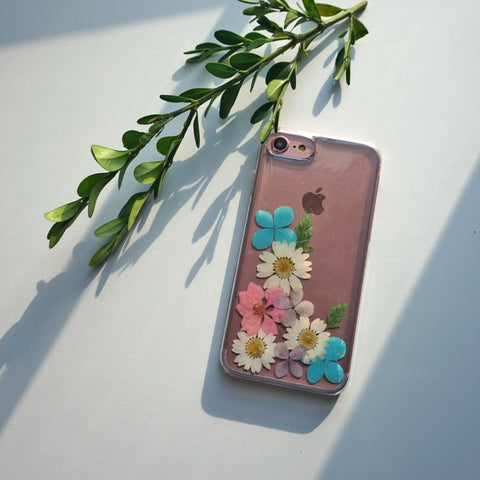 Pressed Flowe Phone Case
