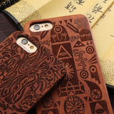 Maya Pattern iPhone Case Spocket App