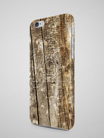 Geometric Wood iPhone 8 Case iPhone 7 Case iPhone 8 Plus Case Samsung Galaxy S8 Case iPhone 7 Plus Case iPhone 6 Plus Case Huawei P10 Lite