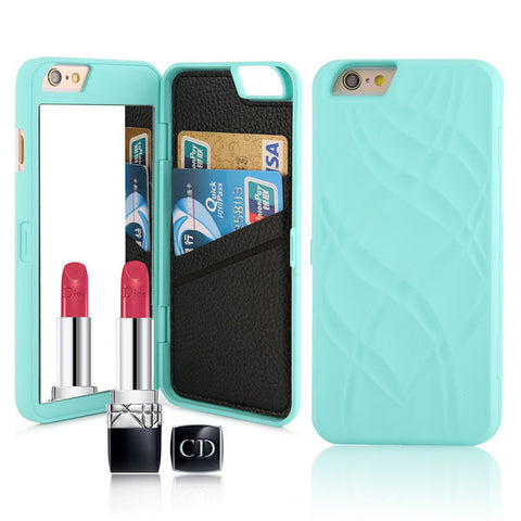 Wallet Flip Case For iPhone Models