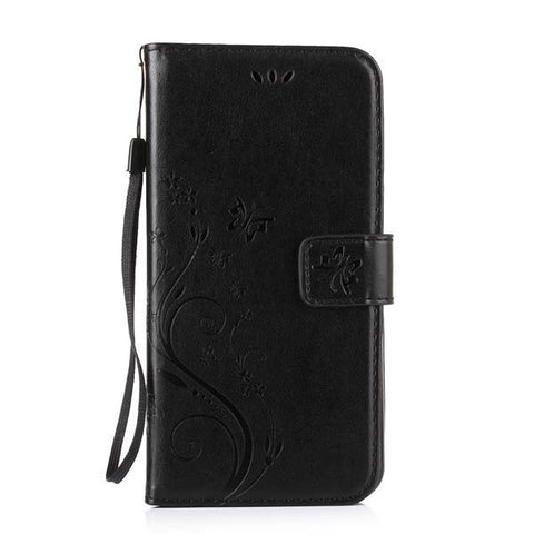 Retro Wallet Flip Case For Huawei P8 lite Case Luxury PU Leather +Soft Silicon Cover Coque For Huawei P8lite ALE-L21 Phone Pouch