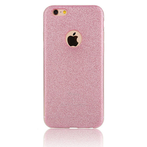 Ultra Thin Glitter Bling TPU 6 7 Cover Fashion Candy Crystal Soft Gel Phone Cases For iPhone 5 5s SE 6 6s 7 Plus Case Funda Capa
