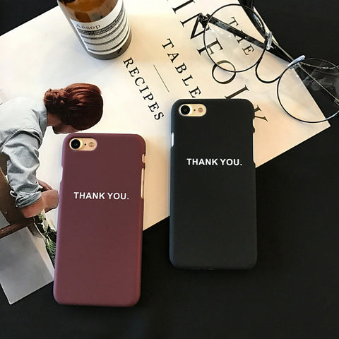 Ultra thin Matte Frosted Case For iphone 7 6 6S Plus SE 5 5S Funda High Quality Hard PC Plastic Back Cover Skin Phone Cases Capa