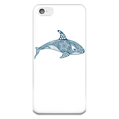 Killer Whale iPhone 5-5s Plastic Case