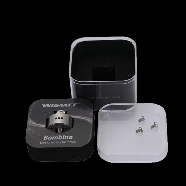 WISMEC Bambino Rebuildable Heating Coil Atomizer