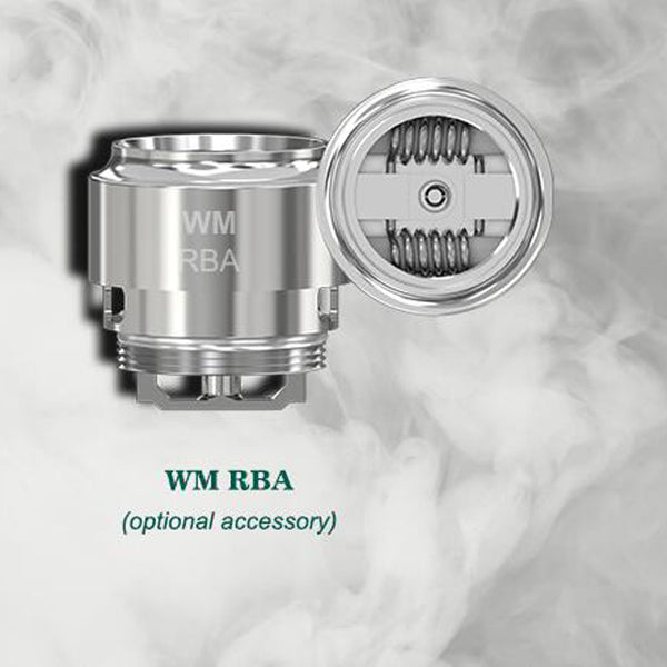 Wismec WM RBA Coil Rebuildable Heads