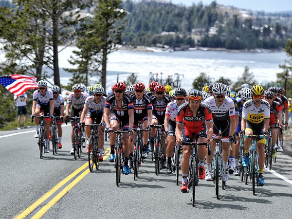 Tour of California in south lake Tahoe today