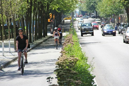Make cycling safe in Vancouver