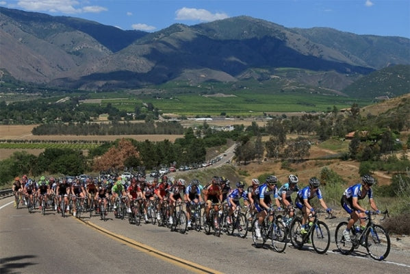 CALIFORNIA RESIDENTS AND FANS CAN EXPERIENCE A FULL DAY OF FUN WHEN THE TOUR OF CALIFORNIA PRO CYCLING RACE ROLLS INTO TOWN