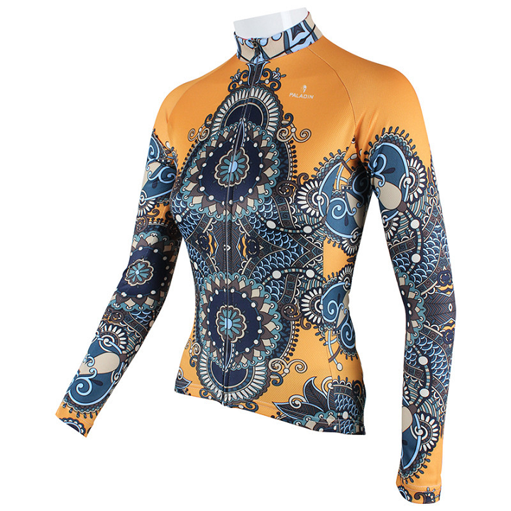 women long sleeve jersey