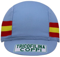 Tricofilina Coppy cycling cap