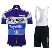 Team Reynolds Tour de France vintage cycling set