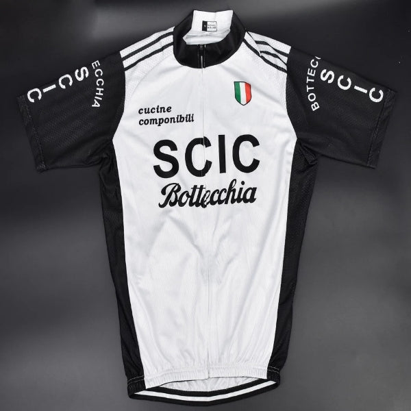 SCIC Bottecchia vintage cyling jersey 1979 Saronni