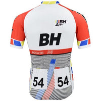 BH sport vintage cycling jersey 1987