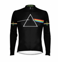 Pink Floyd vintage cycling jersey long sleeve