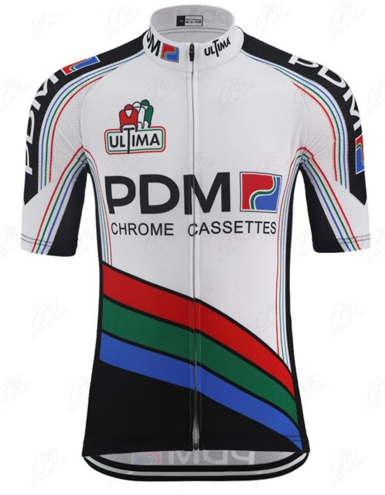 PDM vintage cycling set 1987