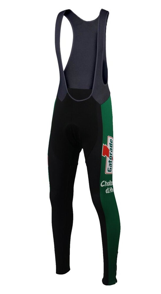 Gatorade cycling winter long bib short