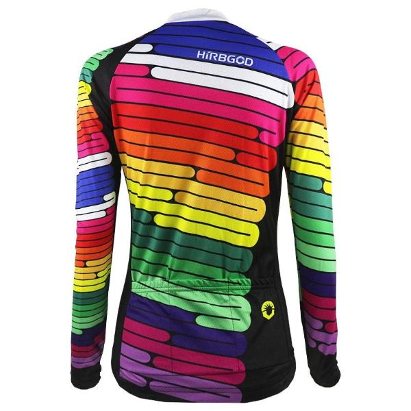 women hirbgod cycling jersey