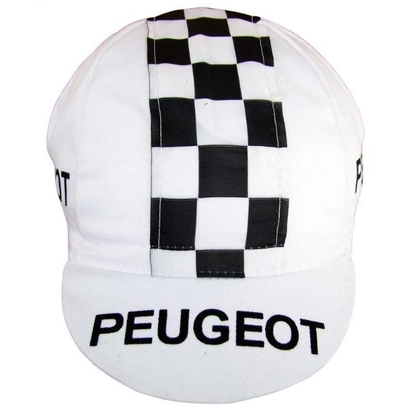 peugeot cycling cap