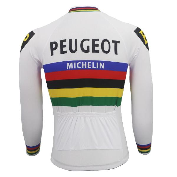 World champion 1966 Peugeot cycling jersey