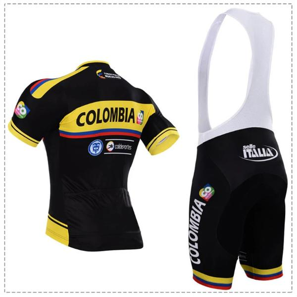 colombia cycling set