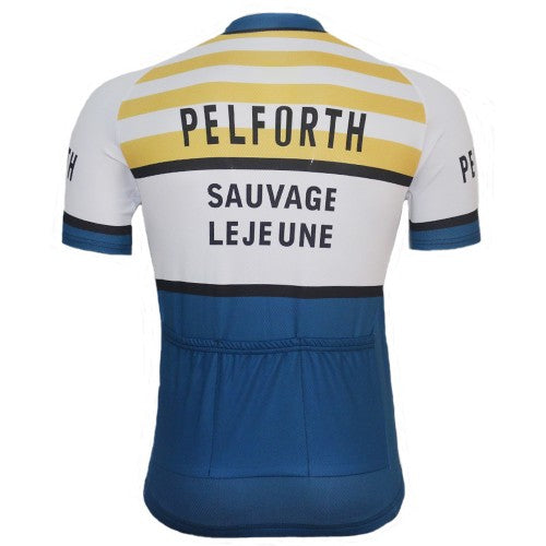 Pelforth Cycling jersey