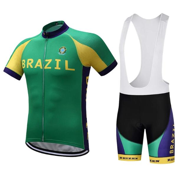 Brazil Cycling set Olympic Games