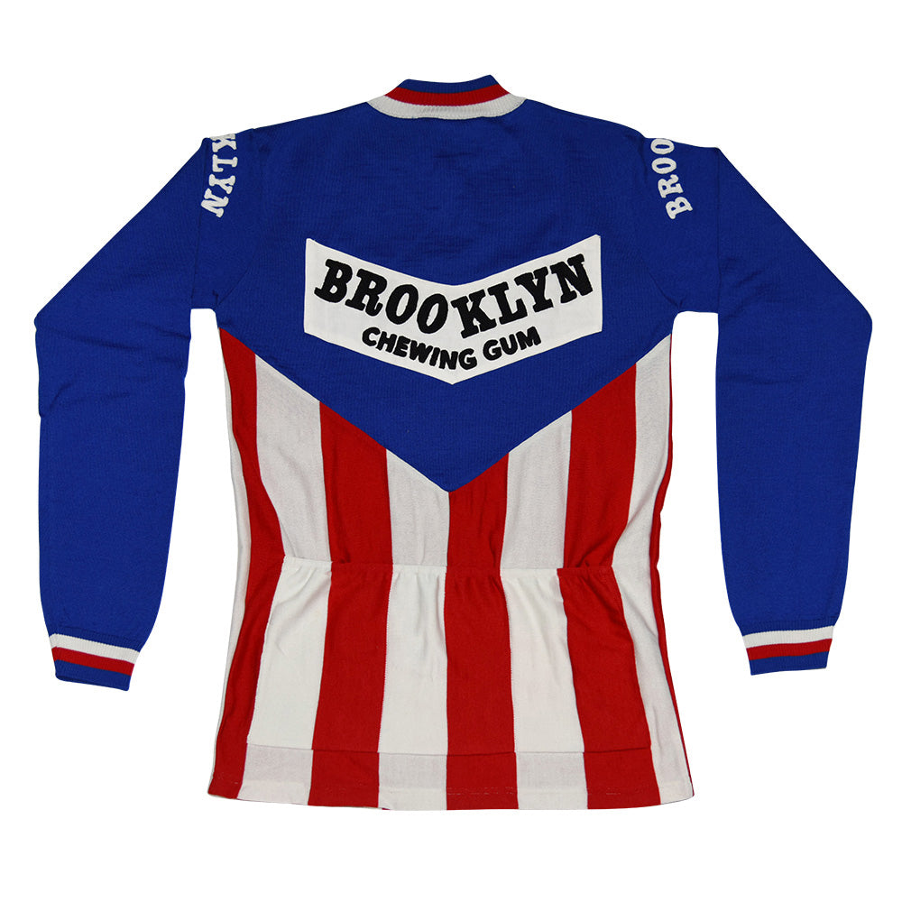 Brookyn cycling jersey