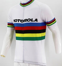 World Champion 1993 cycling jersey Motorola Lance Armstrong