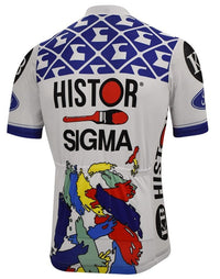 Histor Sigma retro cycling jersey