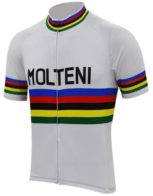 Molteni vintage world champion cycling jersey 1971