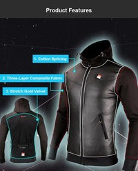 Mountainpeak winter jacket cycling windbreaker