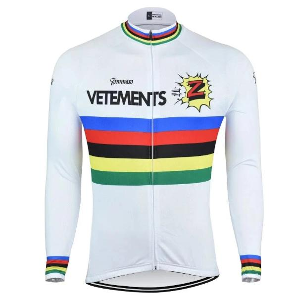 long sleeve world champion jersey