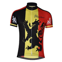 Flanders cycling jersey