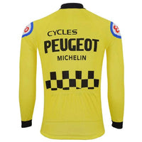 Peugeot vintage cycling jersey