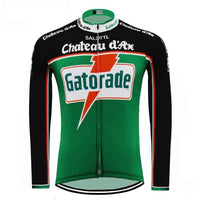 Gatorade long sleeve jersey