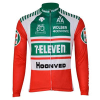 7 eleven cycling long sleeve jersey