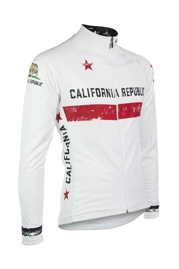 California republic cycling jersey