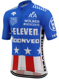 7 Eleven USA Cycling National Team jersey 1988