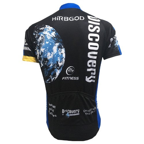 discovery cycling jersey