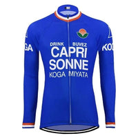 Capri Sonne cycling vintage long sleeve jersey