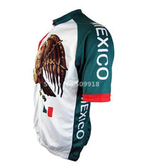 mexico cycling jersey