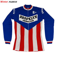 Brooklyn cycling jersey