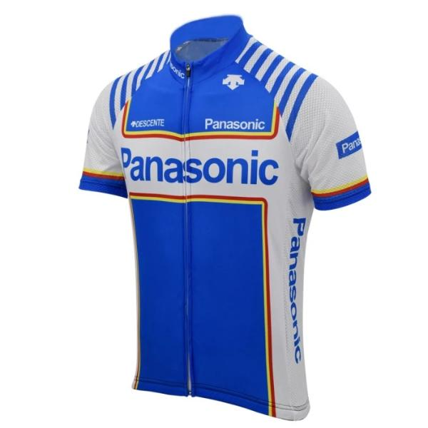 panasonic cycling jersey