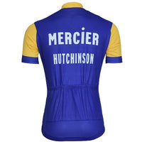 Mercier hutchinson cycling jersey