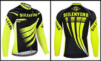 Sillenyong Pro Breathable cycling jersey long sleeve