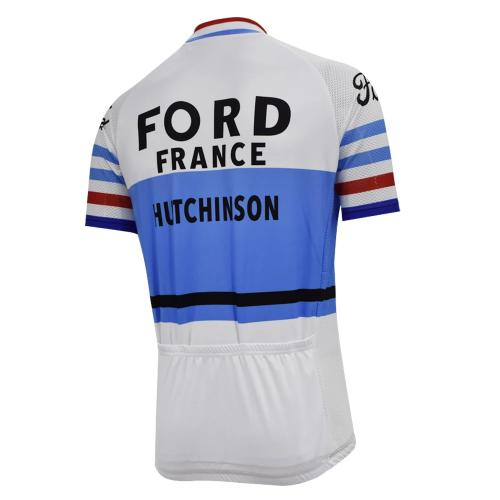 Ford France Hutchinson cycling jersey replica vintage
